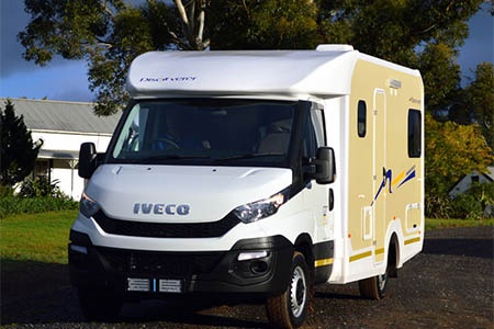 Exterior view - Bobo Campers, Discoverer 4