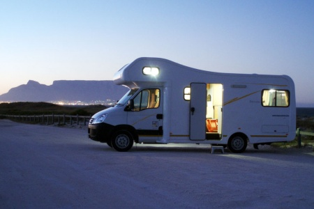 Exterior view - Bobo Campers, Discoverer 6