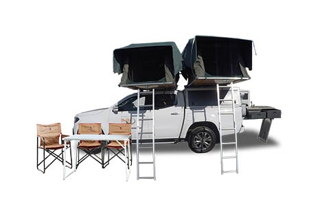 Exterior view - Britz, 4WD XClass 4-Berth