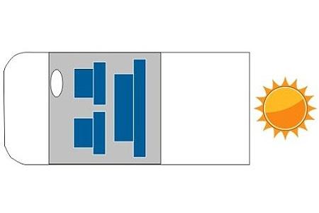 Floor plan - Britz, 4WD BNDC