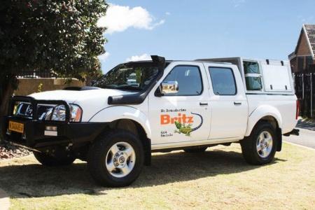 Aussenansicht Britz 4WD BNDC