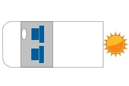 Floor plan - Britz, 4WD BNSC