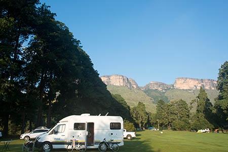Aussenansicht Maui 4-Bett Camper STL