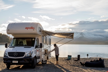 Exterior view - Apollo Motorhome Holidays, Euro Star
