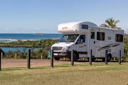 Exterior view - Apollo Motorhome Holidays, Euro Camper