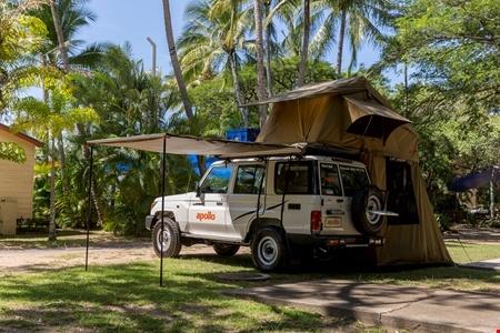 Aussenansicht Apollo Motorhome Holidays 4WD Overlander
