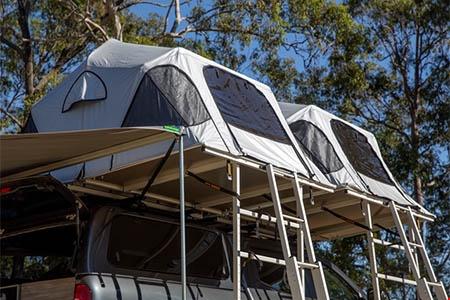 Exterior view - Apollo Motorhome Holidays, 4WD X-Terrain