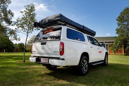 Aussenansicht Apollo Motorhome Holidays 4WD X-Terrain