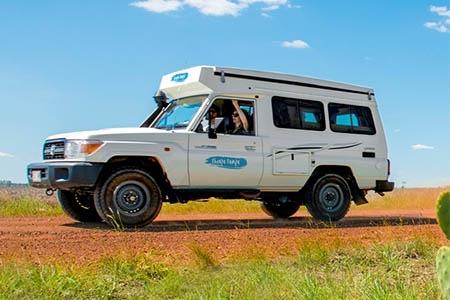 Aussenansicht Cheapa Campa Cheapa 4WD Trailfinder