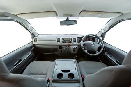 Interior view - Cheapa Campa, Cheapa Hitop