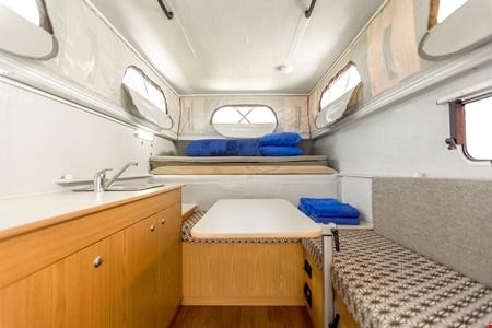 Innenansicht Cheapa Campa Cheapa 4WD Camper