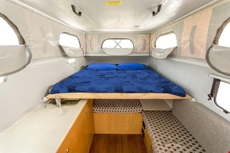 Interior view - Cheapa Campa, Cheapa 4WD Camper