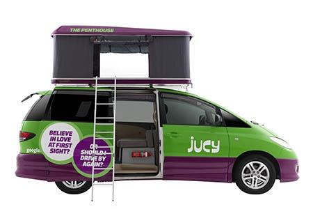 Exterior view - JUCY Rentals, Champ