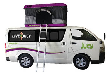Aussenansicht JUCY Rentals Compass