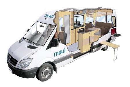 Maui Spirit 2 T/S Ultima