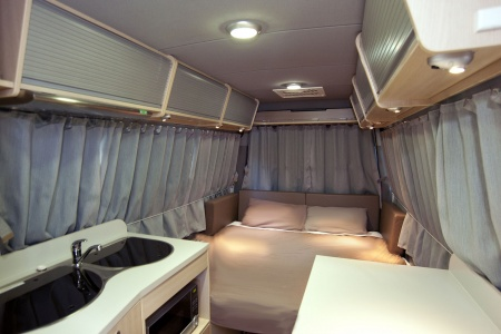 Interior view - Maui, Spirit 2 T/S Ultima