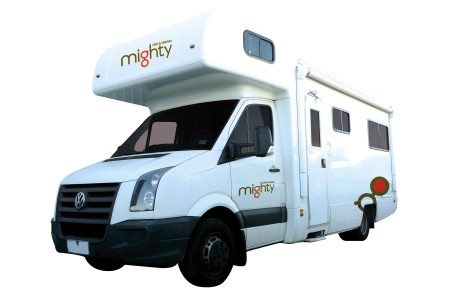 Exterior view - Mighty Campers, Double Up