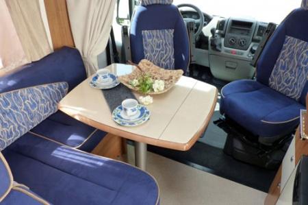 Innenansicht DRM B2 Compact Cruiser