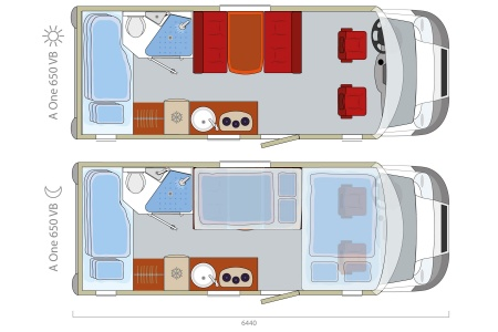 Floor plan - DRM, F4 Family Plus