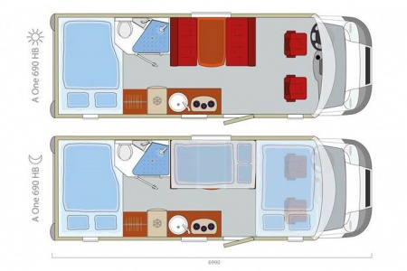 Floor plan - DRM, C5 Family Comfort
