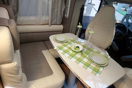 Interior view - DRM, K1 Classic Traveller