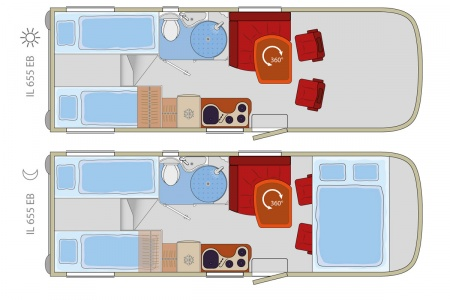 Floor plan - DRM, E1 Comfort Star