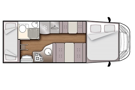 Floor plan - DRM, F5 Family Comfort