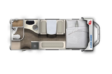 Floor plan - DRM, F3 Family Star
