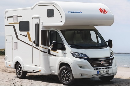 Exterior view - DRM, F1 Family Traveller