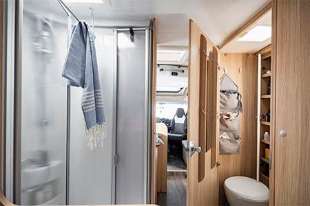 Innenansicht McRent Comfort Luxury