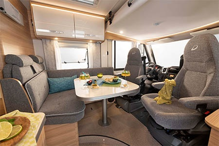 Interior view - McRent, Compact Luxury