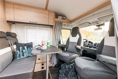 Interior view - McRent Ireland, Compact Plus