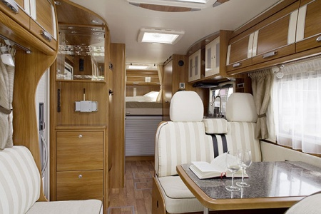 Interior view - McRent, Premium Luxury