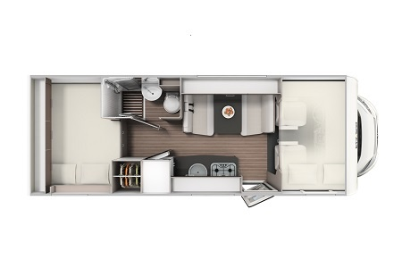 Floor plan - rent easy Germany, Family First