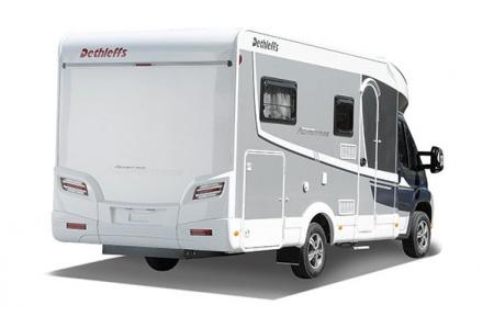 Exterior view - McRent, Comfort Standard