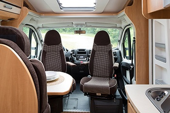 Interior view - McRent, Compact Plus