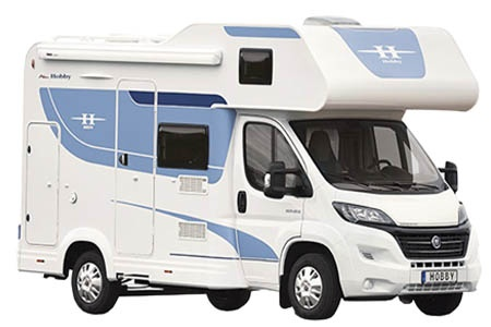 Aussenansicht Touring Cars TC Large Luxury