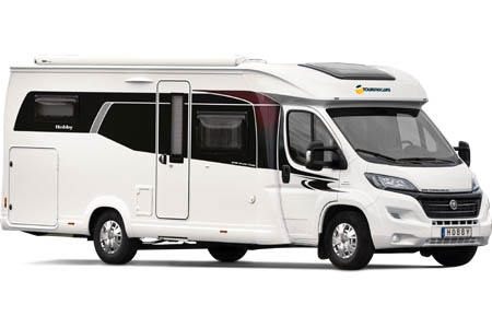 Aussenansicht Touring Cars TC Medium Luxury