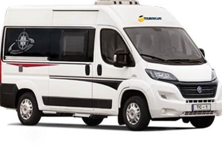 Aussenansicht Touring Cars TC Van