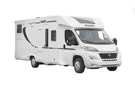 Exterior view - Avis Car-Away, Comfort A 4-Berth with separate beds