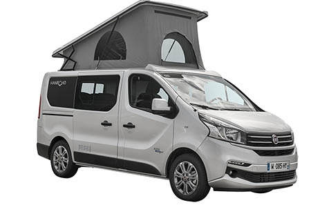 Exterior view - Avis Car-Away, Combi Van