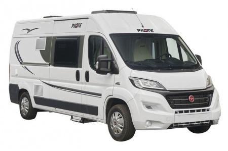 Exterior view - Avis Car-Away, Camper Van