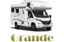 Aussenansicht Bunk Campers Grande 6-Bett Motorhome