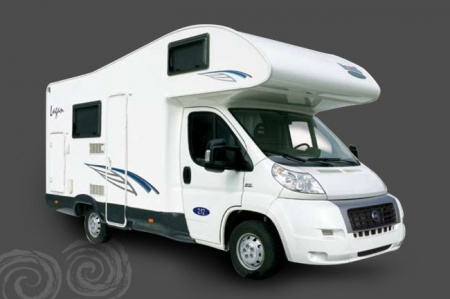 Exterior view - Celtic Campervans, Lagan 212