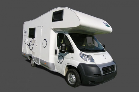 Exterior view - Celtic Campervans, Group D