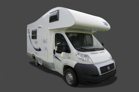 Exterior view - Celtic Campervans, Steel 430