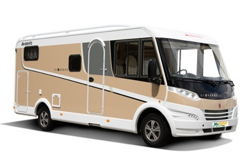Aussenansicht McRent Compact Luxury