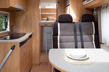 Interior view - McRent, Compact Plus