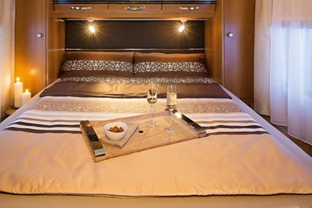 Interior view - McRent, Comfort Plus