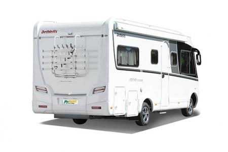 Exterior view - McRent, Premium Standard